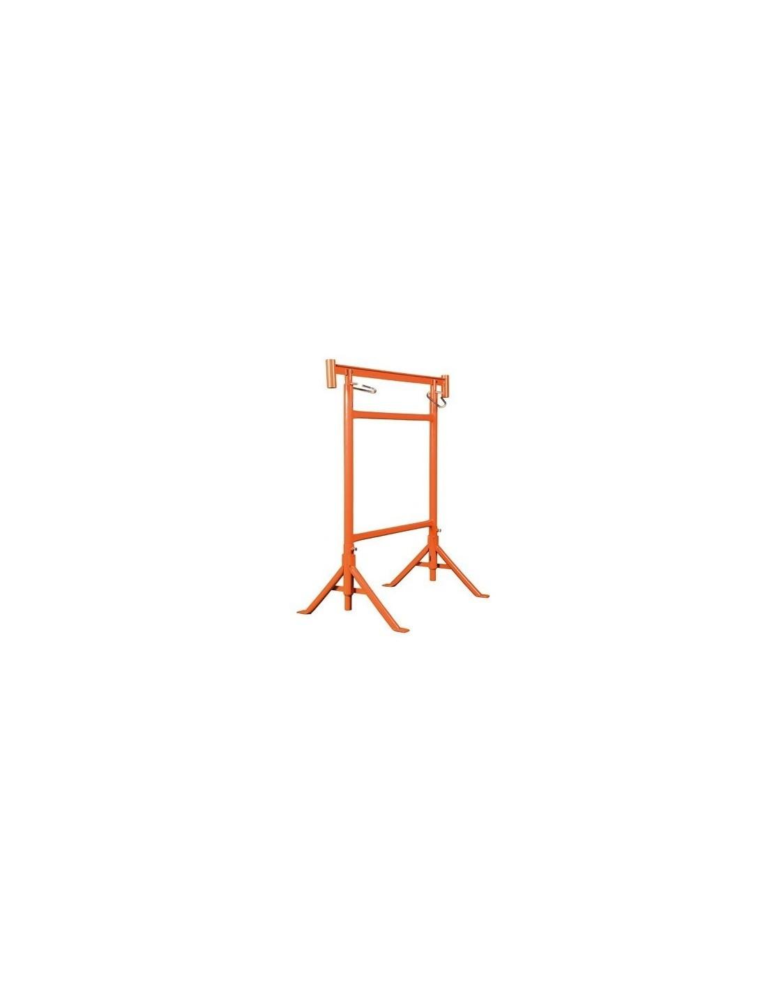 tr teau peint renf 1m20 2m10 d42 pieds r glables. Black Bedroom Furniture Sets. Home Design Ideas