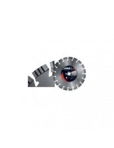 Lot de 3 Disques diamant laser béton/acier D230