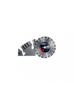 Disque diamant laser béton/acier D300