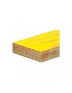 Rlx adhésif orange 33m x 75mm - carton de 24