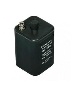 Pile pour lampe de sécurité - 6V -4R25