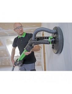 Antichute câble 10m carter synthétique+connecteurs